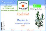 Romarin hydrolat 100 ml