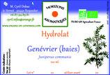 Genévrier (baies) hydrolat 100 ml