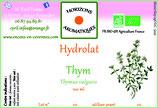Thym citronné hydrolat 100 ml
