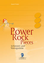 33 Konzert- und Vortragsstücke – Power Rock Pieces