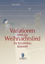 12 Variationen – Über ihr Kinderlein kommet – Buch