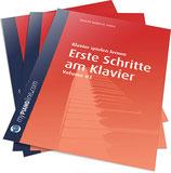 Erste Schritte am Klavier (Volume 1 bis 3)