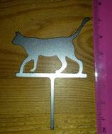 Stahlblechkatzen