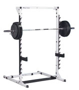 Body Solid Half Rack mit Gun Rack