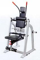 Body Solid Abcore Bauchmuskel Maschine sitzend Profi