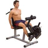 Body Solid Beinbeuger und Beinstrecker