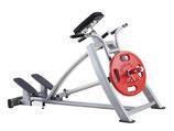 Plate Load ligende Rudermaschine -/ T-Bar Rudermaschine `Semi-Profi´