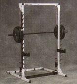 Body Solid Multi Rack mit 50 mm Multipresse und Gun Rack