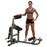 Body Solid Bauchtrainer und Rückentrainer