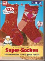 Super  - Socken    über 125 flotte Socken   (gebraucht , Zustand wie neu )