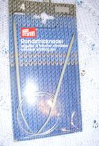 Rundstricknadel Stricknadel Stärke 4,0 mm