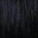 Farbe 1B - Weft Long Hair Tressen