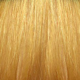 Farbe Gold - Hairextensions