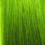 Farbe Acid Green - Hairextensions