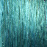 Farbe Türkise - Hairextensions