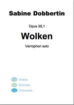 S. Dobbertin: Wolken für Verrophon solo