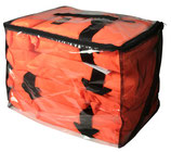 Tasche mit 4 Schwimmwesten 100 N für Erwachsene 140044