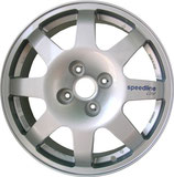 Jantes Speedline Clio GrA 16 Pouces