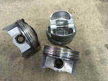 Lot de 3 piston Forgé Wossner 82.7