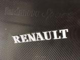 """Monogrammes de hayon """" RENAULT"""""""
