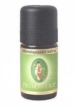 HIMALAYAZEDER EXTRA  5 ml Ws (Cedrus deodora) - HAUTPFLEGE & WIDERSTANDSKRAFT