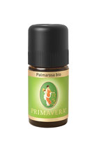 Palmarosa bio 5 ml - Haut- und Seelenstreichler