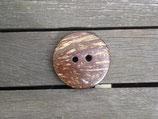 Knopf aus Holz mit Druck 37mm