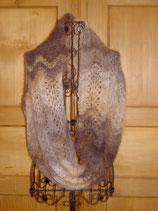 Loop aus Silk-Mohair von Katia-Wolle