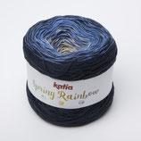Spring Rainbow  51 - Ozeanblau-Blau-Beige