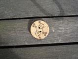 Knopf aus Kokosnuss 26mm