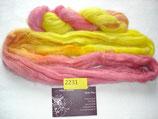 KidSilk in gelb/rosa/lachs