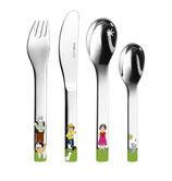Puresigns | Kinderbesteck | 4 Teilig | ONE Heidi | 2030400