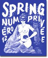 Spring #12 - Privée (Mängelexemplar)