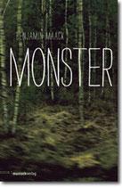 """Benjamin Maack - """"Monster"""" (Mängelexemplar)"""