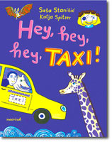 "Produktname Saša Stanišić & Katja Spitzer - ""Hey, hey, hey, Taxi!"" (Mängelexemplar)"