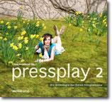 """Claes Neuefeind (Hg.) - """"pressplay 2"""" (Mängelexemplar)"""