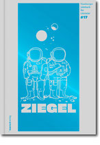 ZIEGEL #17 - Hamburger Jahrbuch für Literatur 2021