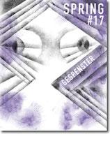 "SPRING #17 - ""Gespenster"" (Mängelexemplar)"