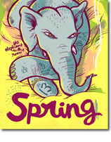 Spring #13 - The elephant in the room