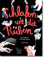 """Finn-Ole Heinrich, Dita Zipfel & Tine Schulz - """"Schlafen wie die Rüben"""""""