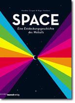 """""""Space- Eine Entdeckungsgeschichte des Weltalls"""" (Mängelexemplar)"""