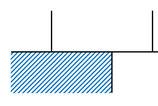 Eckstand mit 5x2m Standfläche