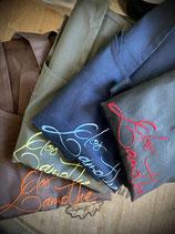 Tablier sommelier brodé seul (divers coloris)