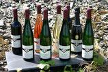 Abonnement für weiße Boutiqueweine