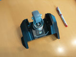 S1F Sorglospakete komplettes Heckteil inkl. drehbares Heckrad montiert, wo nötig speziell nachgeschmiert
