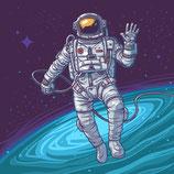 Animation Cosmonaute de 3 à 9 ans - 2h