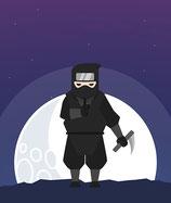 Animation Ninja de 4 à 9 ans - 3h