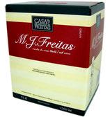 M.J Freitas Rot/Weiß/Rosé-Wein aus Portugal Bag in Box 5L 2,00€/L