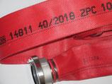 Feuerwehrschlauch nach DIN 14811 - rot- , Klasse 2