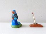 Santon Ste Bernadette 4 cm
